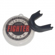 Капа Fighter black