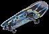 Скейтборд Tech Team Vulcan 2021 dark blue/black