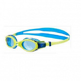 Очки для плавания Speedo Futura Biofuse Flexiseal Junior C585 green/blue