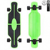 Лонгборд Y-Scoo Longboard Shark TIR 31 408-G Green-Black