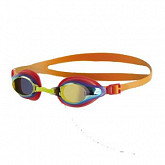 Очки для плавания Speedo Mariner Supreme Mirror Junior B989 orange/gold
