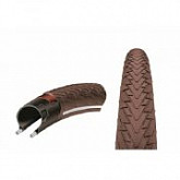 Покрышка Continental Contact Cruiser 26 x 2,2 (55-559) 101513 brown ZCO01513